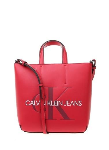Calvin Klein Çanta Bordo